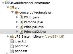 java constructor reference